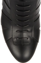 Christian Louboutin Lamu 120 leather ankle boots