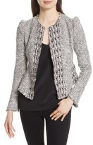 Rebecca Taylor Women's Mixed Tweed Jacket