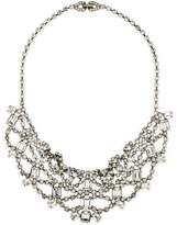 Tom Binns Crystal Collar Necklace
