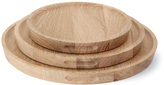 Design Within Reach Circular Serving Boards, Set of 3