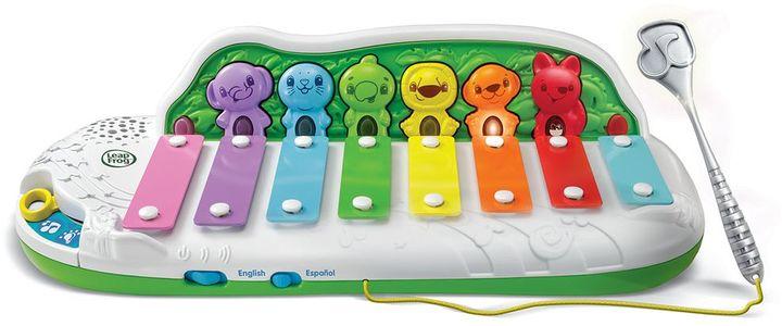 Leapfrog xylophone zoo