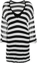 OSKLEN Stripe straight dress