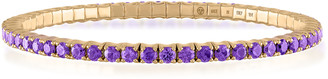Vittorio B. Fine Jewels Fit For Life Jewels 18K Gold Purple Sapphire Bracelet