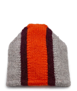 Lola Hats Killy Color-block Wool-Blend Beanie