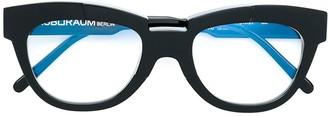 Kuboraum Cat Eye Glasses