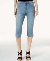 INC International Concepts Embroidered Skimmer Jeans, Only at Macy's