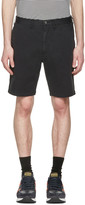 Paul Smith Black Standard Fit Shorts