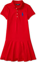 Ralph Lauren Big Pony Stretch Polo Dress