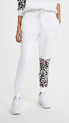 Worthy Threads Neon Cheetah Joggers