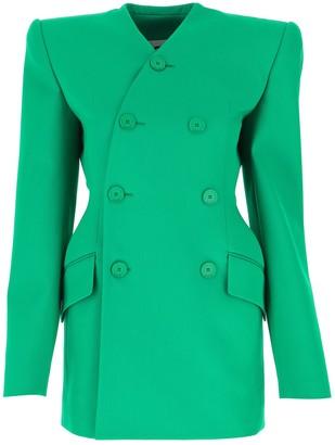 Balenciaga Green Women's Jackets   Shop