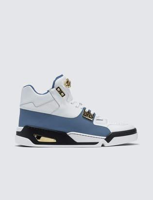 Versace High Top Basketball Sneakers