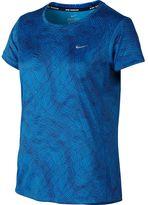 Nike Women's Dry Miler Running Tee
