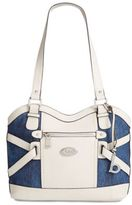 b.ø.c. Park Slope Denim Satchel