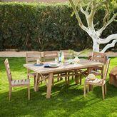 west elm Jardine Expandable Dining Set