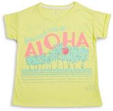 Jessica Simpson Girls 7-16 Aloha Tee