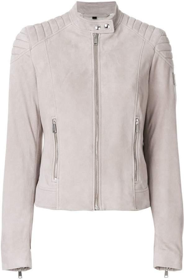 Belstaff Mollison leather jacket