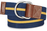 Daniel Cremieux Striped Belt