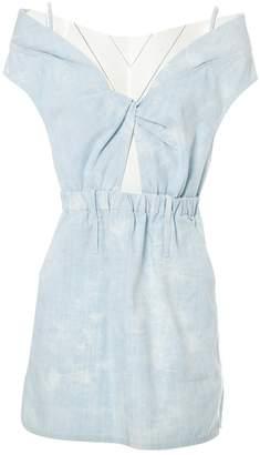Thakoon Blue Denim - Jeans Dress for Women
