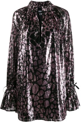 Redemption Sequin Cocktail Dress