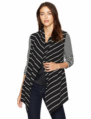 Jones New York Women's L/SLV Open Frt Cardi
