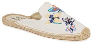 Soludos x Baobap Butterflies Embroidered Mule (Women)