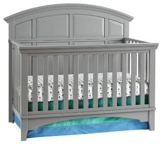 Kolcraft Brooklyn 4-in-1 Convertible Crib Color: Nursery Gray