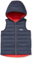 HUGO BOSS Essential Quilted Reversible Jacket