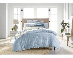 Lucky Brand Closeout! Taos Cotton 3-Pc. Matelasse King Duvet Cover Set, Created for Macy's Bedding