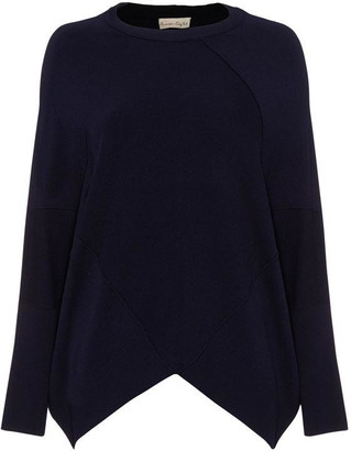 Phase Eight Remie Rib Twist Knit Top