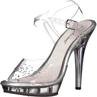 Fabulicious Women's LIP-108SD Sandal