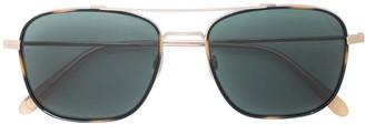 Garrett Leight Marr square-frame sunglasses
