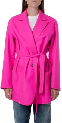 Golden Goose Fuxia Wool Jacket