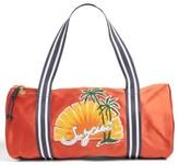 See by Chloe Andy Applique Duffel Bag - Orange