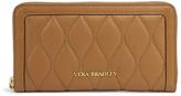 Vera Bradley Cognac Georgia Wallet