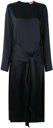 Andamane Belted Midi Dress