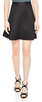 Sandro Jeda Flared Skirt