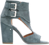 Laurence Dacade Deric sandals - women - Suede/Leather - 38.5
