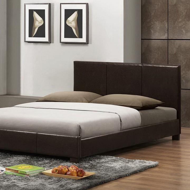 Baxton Studio Pless Modern Bed