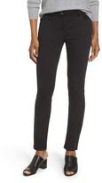 Eileen Fisher Women's Mixed Media Skinny Jeans