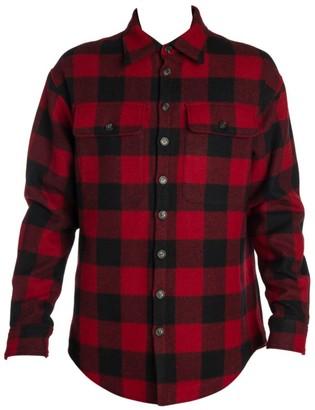 DSQUARED2 Checker Wool Shirt