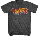 Men's Hot Wheels T-Shirt Charcoa