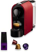 Nespresso U Espresso Maker in Matte Red