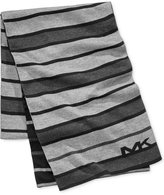 Michael Kors Men's Tonal-Stripe Scarf