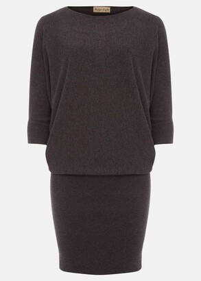 Phase Eight Becca Batwing Knitted Dress