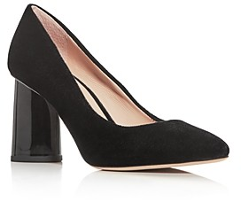 Kate Spade Women's Sybil Gem Block-Heel Pumps