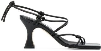 Miista Leather 90mm Sandals