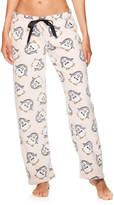 Sleep & Co Women's Sleep Bottoms PALP - Pale Pink Penguin Pajama Pants - Juniors