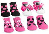 Baby Essentials Socks, Baby Girls Printed Socks