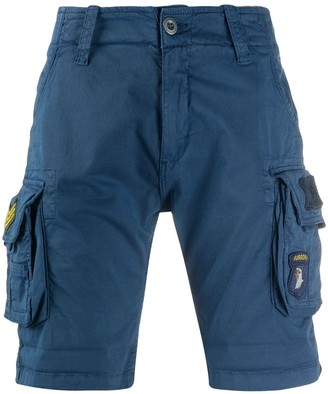 Alpha Industries Side Pocket Shorts