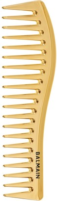 Balmain Paris Hair Couture Golden Styling Comb